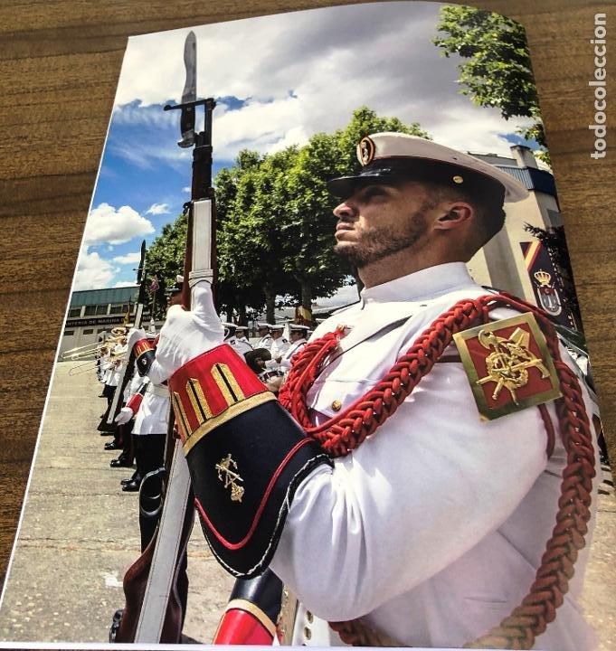 Militaria: Lote completo agenda 2021 de la Armada Española: agenda pared, calendario sobremesa y agenda libreta - Foto 9 - 246647955