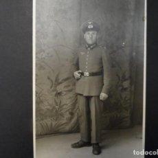 Militaria: UNTEROFFIZIER DE LA WEHRMACHT INF REG. 155- DIV 90 LIGERA- AFRIKA KORPS . III REICH. AÑOS 1941-45. Lote 248128190