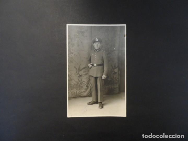 Militaria: UNTEROFFIZIER DE LA WEHRMACHT INF REG. 155- DIV 90 LIGERA- AFRIKA KORPS . III REICH. AÑOS 1941-45 - Foto 2 - 248128190