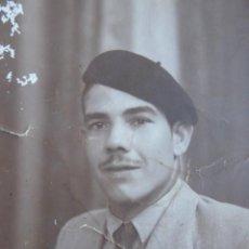 Militaria: FOTOGRAFÍA ESPAÑOL REPUBLICANO EXILIADO EN ARGELIA. LEGIÓN EXTRANJERA FRANCESA SIDI BEL ABBES 8-1939. Lote 248253540