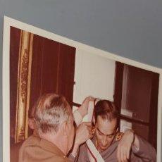 Militaria: DESPEDIDA DEL GENERAL D.PEDRO EWING DEL EJERCITO DE CHILE 13-1-1976 POR EL GENERAL VILLAESCUSA VER:. Lote 248263315
