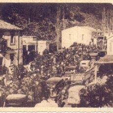 Militaria: LLEGADA PRISIONEROS FRANQUISTAS PERTHUS FRANCIA 1939 GUERRA CIVIL ESTUDIO CHAUVIN. Lote 248427025