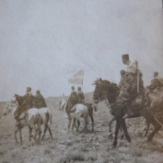 Militaria: FOTOGRAFÍA CABALLERÍA MORA. 1920. Lote 249020490
