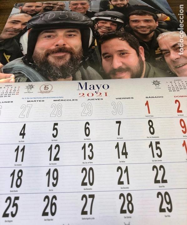 Militaria: Lote completo agenda 2021 de la Armada Española: agenda pared, calendario sobremesa y agenda libreta - Foto 15 - 246647955