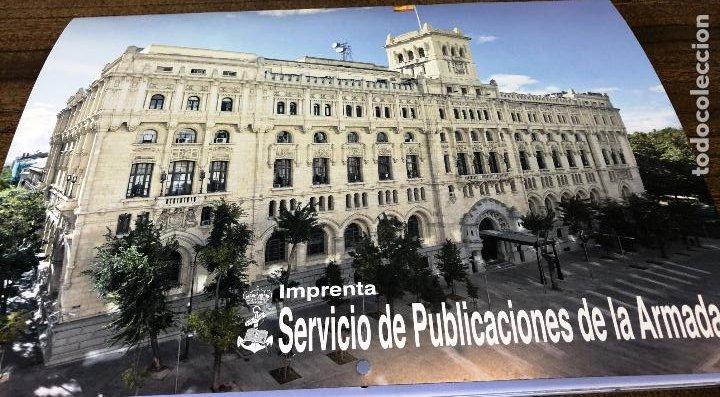 Militaria: Lote completo agenda 2021 de la Armada Española: agenda pared, calendario sobremesa y agenda libreta - Foto 24 - 246647955