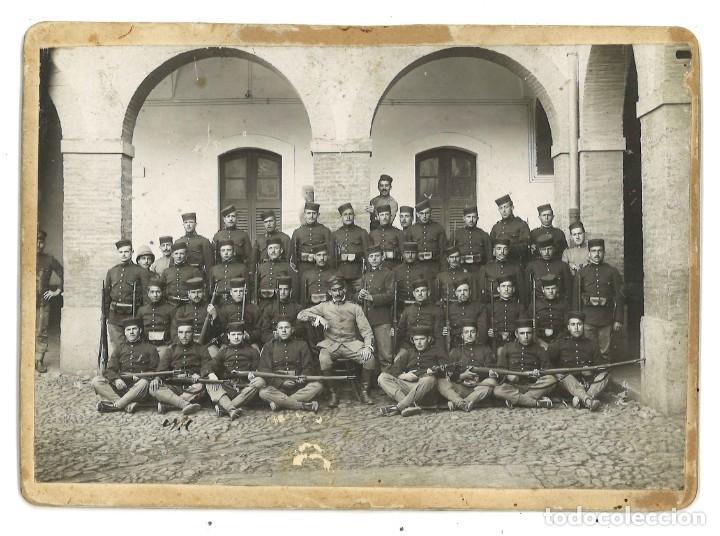 REGIMIENTO DE INFANTERÍA SERRALLO Nº69 (Militar - Fotografía Militar - Otros)