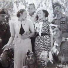 Militaria: FOTOGRAFÍA ALFÉRECES PROVISIONAL DEL EJÉRCITO NACIONAL. ACADEMIA DAR RIFFIEN CEUTA. Lote 251595170