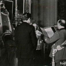 Militaria: FRANCO DURANTE SU JURAMENTO DEL DIA 21 DE MAYO DE 1939 .. Lote 252580325