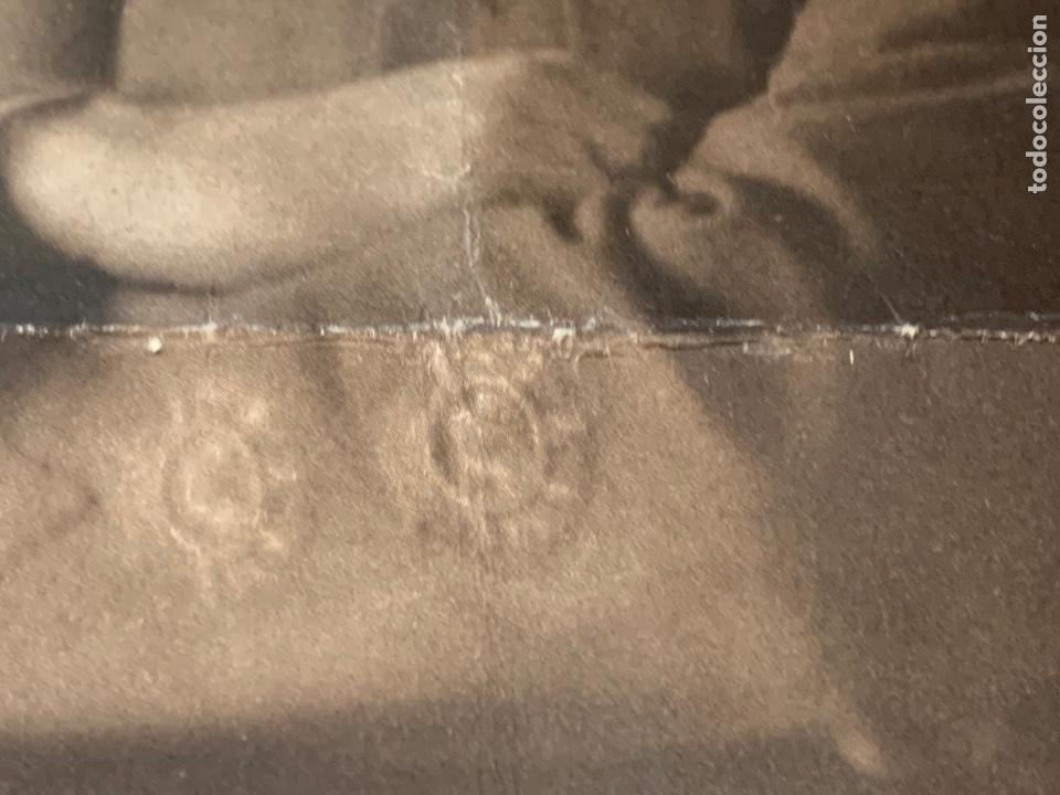 Militaria: Fotografías del General E. Mola - de época - 60 x 49 cm. - Foto 7 - 252932350