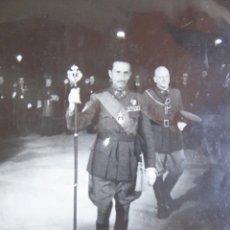 Militaria: FOTOGRAFÍA GENERAL DE BRIGADA DEL EJÉRCITO ESPAÑOL. MÁLAGA. Lote 253415015