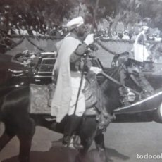 Militaria: FOTOGRAFÍA COCHE FRANCO. GUARDIA MORA 1940. Lote 253573535