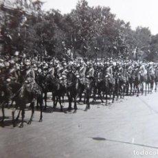 Militaria: FOTOGRAFÍA GUARDIA DE FRANCO CABALLERÍA. 1940. Lote 253573970