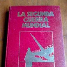 Militaria: LA SEGUNDA GUERRA MUNDIAL ENCICLOPEDIA DE 9 TOMOS EDITA SARPE.. Lote 253732175