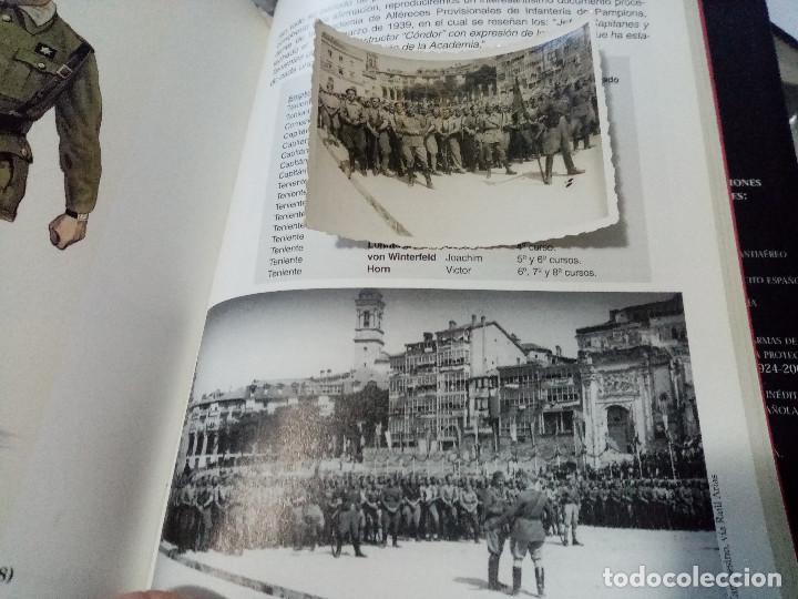 Militaria: JURA BANDERA SARGENTOS PROVISIONALES ACADEMIA VITORIA JUNIO 1937 LEGION CONDOR GUERRA CIVIL - Foto 2 - 254036140