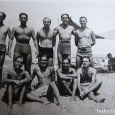 Militaria: FOTOGRAFÍA ALFÉRECES PROVISIONALES DEL EJÉRCITO NACIONAL. 9-1939. Lote 254378920