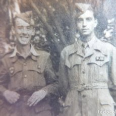 Militaria: FOTOGRAFÍA ALFÉRECES PROVISIONALES DEL EJÉRCITO NACIONAL. 6-1939. Lote 254381275