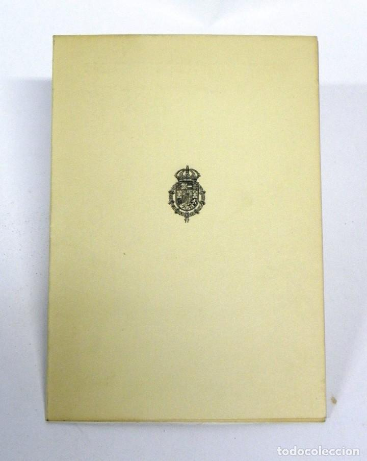 Militaria: Felicitacion navideña original de Don Juan de Borbon y doña Maria, firmada manuscrita, Alfonso XIII - Foto 4 - 257327165