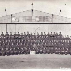 Militaria: FOTO GRUPO PILOTOS CAZA RECONOCIMIENTO A88 LEGION CONDOR GUERRA CIVIL. Lote 257568475