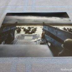 Militaria: COPIA DE FOTO MATE (11 X 15) CON ESCENAS DE LA SEGUNDA GUERRA MUNDIAL. Lote 261262430