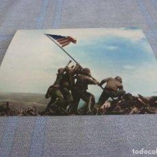 Militaria: COPIA DE FOTO MATE (11 X 15) CON ESCENAS DE LA SEGUNDA GUERRA MUNDIAL. Lote 261262880