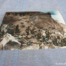 Militaria: COPIA DE FOTO MATE (11 X 15) CON ESCENAS DE LA SEGUNDA GUERRA MUNDIAL. Lote 261262965
