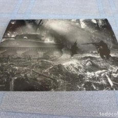 Militaria: COPIA DE FOTO MATE (11 X 15) CON ESCENAS DE LA SEGUNDA GUERRA MUNDIAL. Lote 261263740