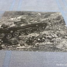 Militaria: COPIA DE FOTO MATE (11 X 15) CON ESCENAS DE LA SEGUNDA GUERRA MUNDIAL. Lote 261263795