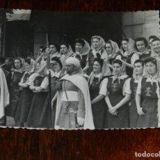 Militaria: FOTOGRAFIA DE MUJERES DE LA SECCION FEMENINA, FALANGE Y GUARDIA MORA DE FRANCO, VISITA A SEVILLA EL. Lote 261528095