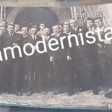 Militaria: ANTIGUA FOTOGRAFIA FUNERAL DEL DIPUTADO OREJA ELOSEGUI MONDRAGON 1934 REPUBLICA ESPAÑOLA. Lote 261793340