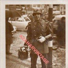 Militaria: ANTIGUA FOTOGRAFIA DE UN CORNETA DE ARTILLERIA, 75X105MM. Lote 262283955