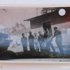 Militaria: FOTOGRAFIA MILITARES DIVISION AZUL JULIO 1941. Lote 263688075