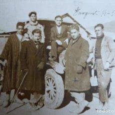 Militaria: FOTOGRAFÍA CONTRATISTAS DEL EJÉRCITO ESPAÑOL. TARGUIST 1928. Lote 264973419