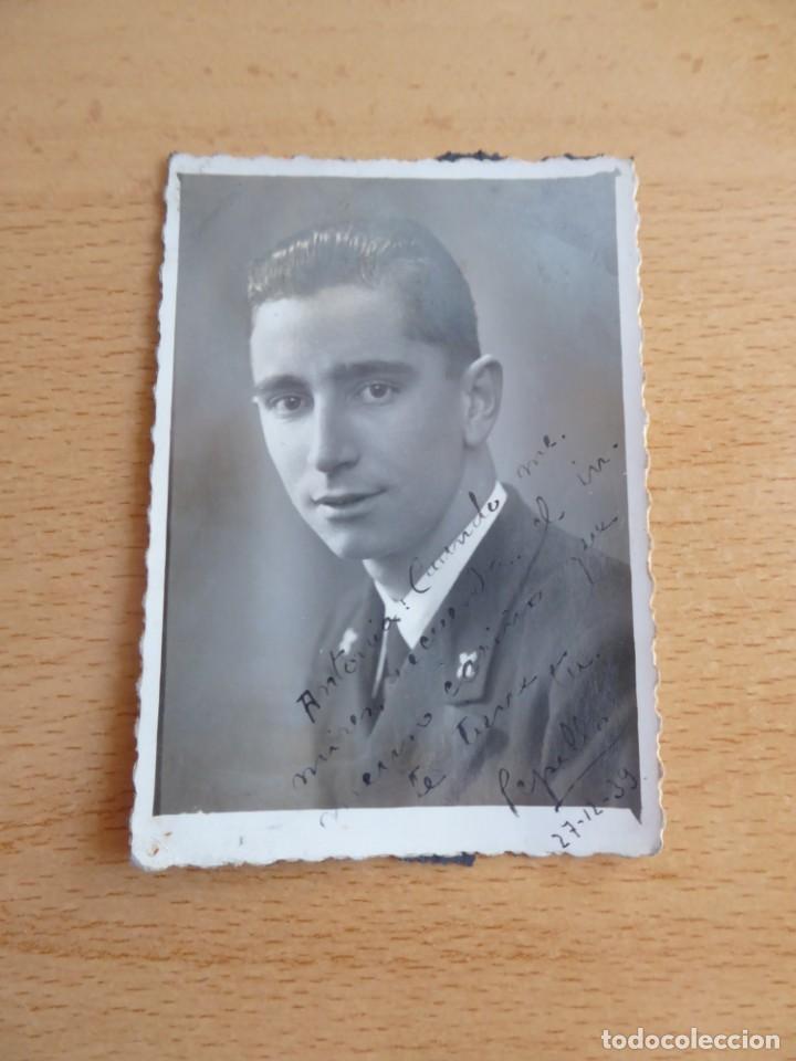 Militaria: Fotografía oficial Cuerpo de Máquinas Armada. 27-12-1939 - Foto 2 - 265554049