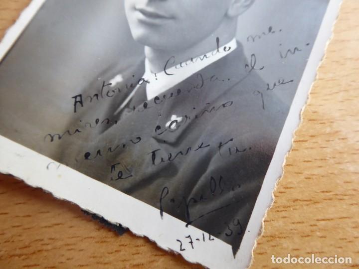 Militaria: Fotografía oficial Cuerpo de Máquinas Armada. 27-12-1939 - Foto 4 - 265554049