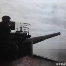 Militaria: FOTOGRAFÍA CRUCERO AUXILIAR VAPOR ARTILLADO V PUCHOL ARMADA NACIONAL.. Lote 265555219