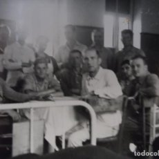 Militaria: SOLDADOS DE LA WEHRMACHT CONVALECIENTES EN PIJAMA EN EL HOSPITAL. III REICH. AÑOS 1939-45. Lote 266314648