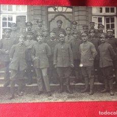 Militaria: ORIGINAL FOTO MILITAR. Lote 267224959