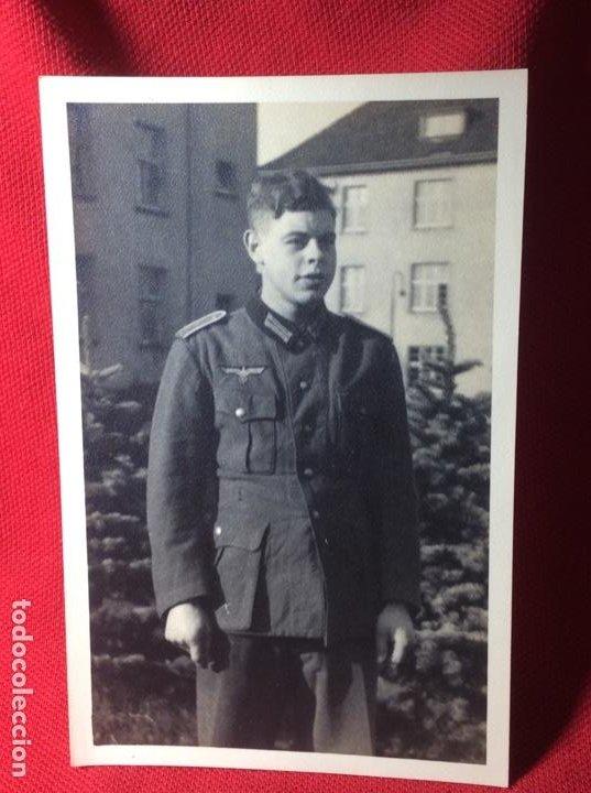 ORIGINAL FOTO MILITAR (Militar - Fotografía Militar - II Guerra Mundial)