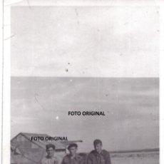 Militaria: SOLDADOS ALEMANES LEGION CONDOR AERODROMO ZARAGOZA SANJURJO BOMBAS GUERRA CIVIL. Lote 268117704