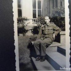 Militaria: JOVEN CABO DE LA WEHRMACHT SIN INSIGNIAS EN EL UNIFORME - RARA. III RICH. AÑOS 1939-45. Lote 268427779