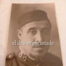 Militaria: FOTO SOLDADO DE INFANTERÍA REGIMIENTO ALCÁNTARA Nº 58. Lote 268608124