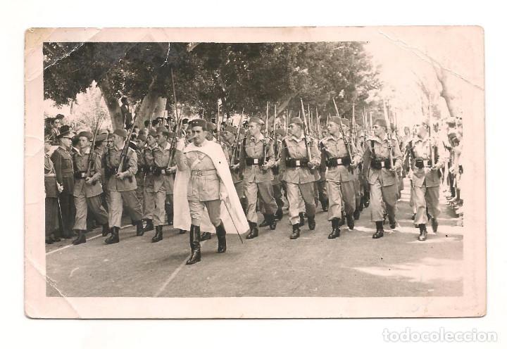 SOLDADOS DE REGULARES EN LOS AÑOS CUARENTA (Militar - Fotografía Militar - Otros)