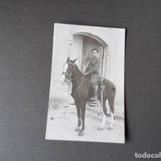Militaria: FOTOGRAFÍA POSTAL DE UN CABO DE CABALLERÍA DE LA REPÚBLICA. Lote 270147733