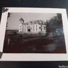 Militaria: ALCORCON MADRID GUERRA CIVIL CASTILLO VALDERAS FOTOGRAFIA POR SOLDADO LEGION CONDOR. Lote 275029283