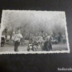 Militaria: COLUNGA ASTURIAS GUERRA CIVIL GRUPO SOLDADOS ALEMANES FOTOGRAFIA POR SOLDADO LEGION CONDOR. Lote 275033293