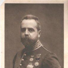Militaria: MADRID. ESTUDIO DE KAULAK. RETRATO DE JOSÉ SÁNCHEZ GUERRA. (CÓRDOBA 1859. PRESIDENTE DEL GOBIERNO.. Lote 275188118