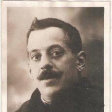 Militaria: FOTO DE PRENSA DEL GENERAL SANJURJO HECHA EN PARIS EN 1931.. Lote 275196453