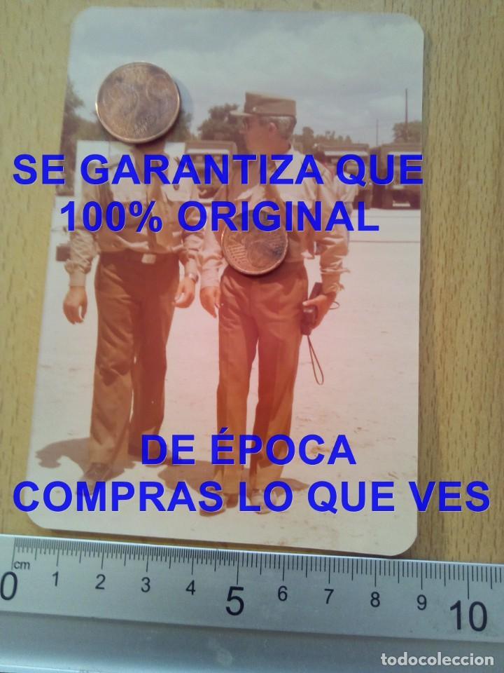 GRUPO DE OFICIALES FOTOGRAFIA PROCEDE DE ALCALA DE LA VEGA CUENCA FOTOGRAFIA E27 (Militar - Fotografía Militar - Otros)