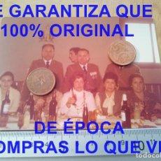 Militaria: GRUPO OFICIALES FOTOGRAFIA PROCEDE DE ALCALA DE LA VEGA CUENCA FOTOGRAFIA E27. Lote 277038183