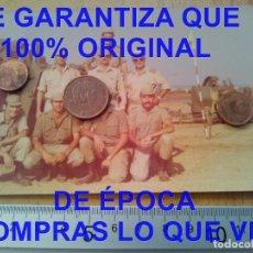 Militaria: GRUPO ARTILLERIA FOTOGRAFIA PROCEDE DE ALCALA DE LA VEGA CUENCA FOTOGRAFIA E27. Lote 277038413